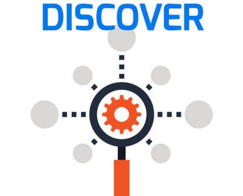 5D Vorgehen zur Digitalisierung: Schritt 4 - Discover